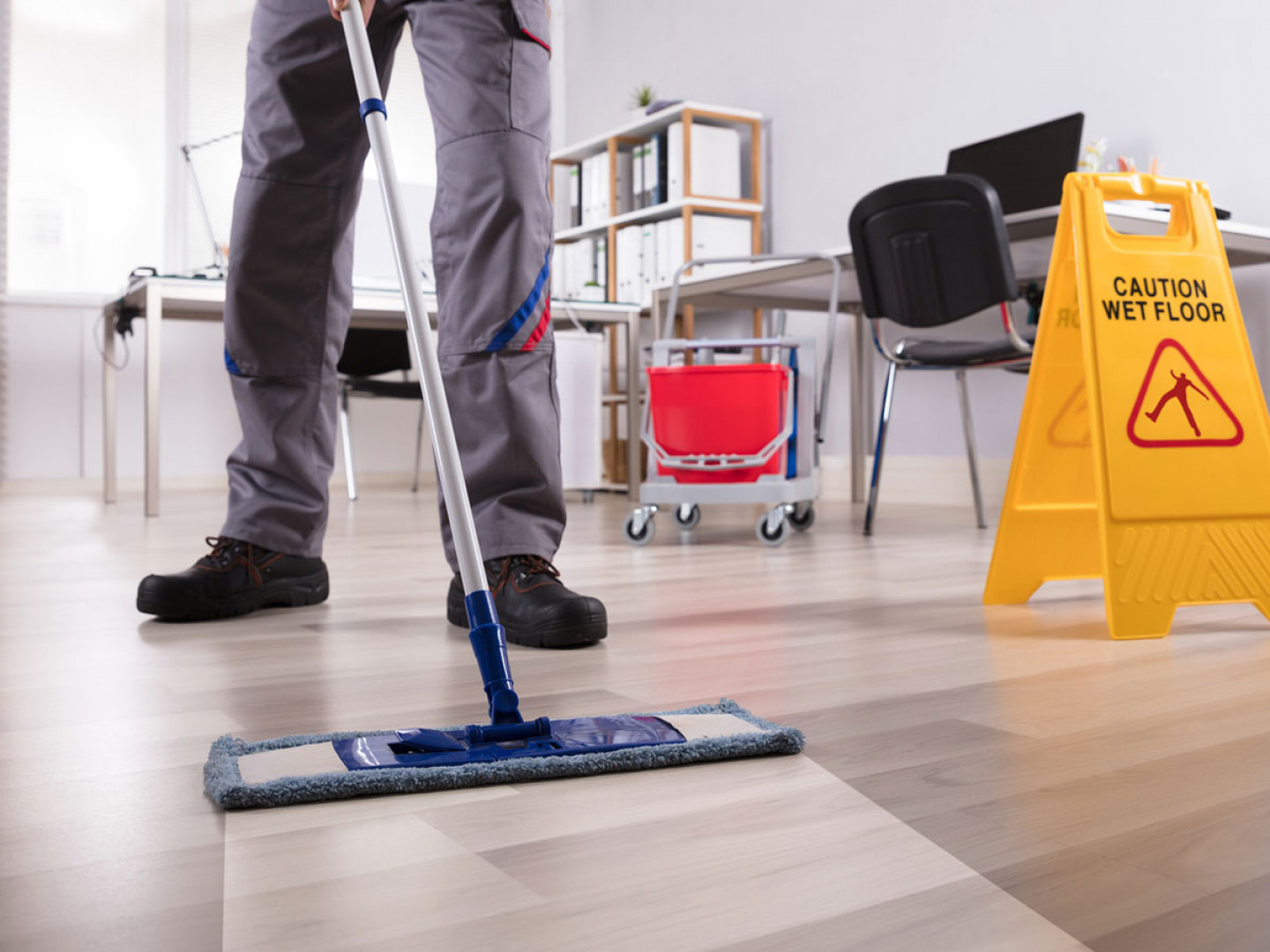Invest in Commercial Cleaning Services in Springfield, VA